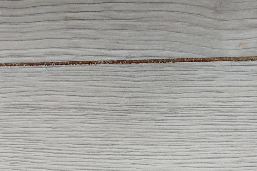 Разделение планок ламината с герметизацией