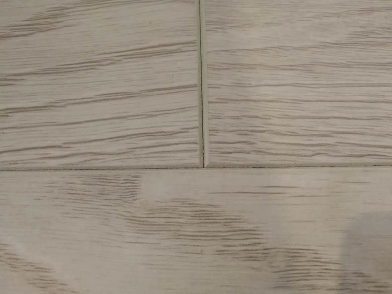 ламинат Classen Impression белый цвет вблизи