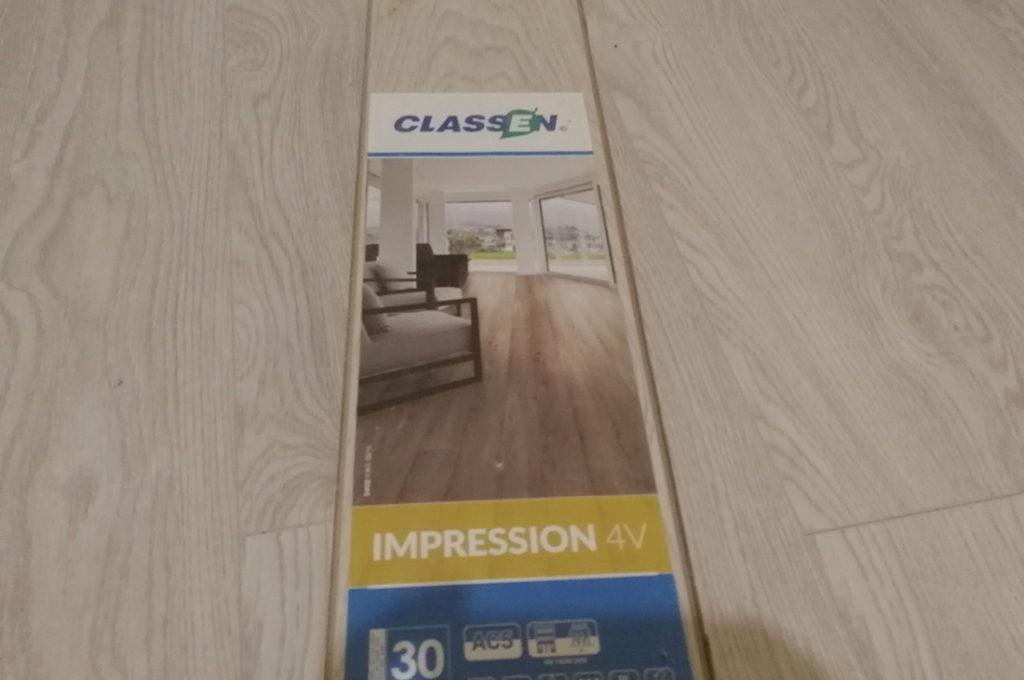 Ламинат Классен Импрессион 33 класс АС5