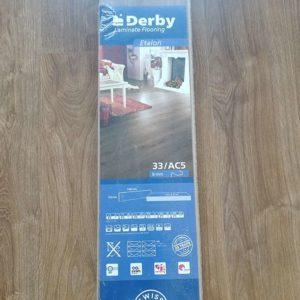 Ламинат Derby (Дерби) – отзыв и обзор мастера