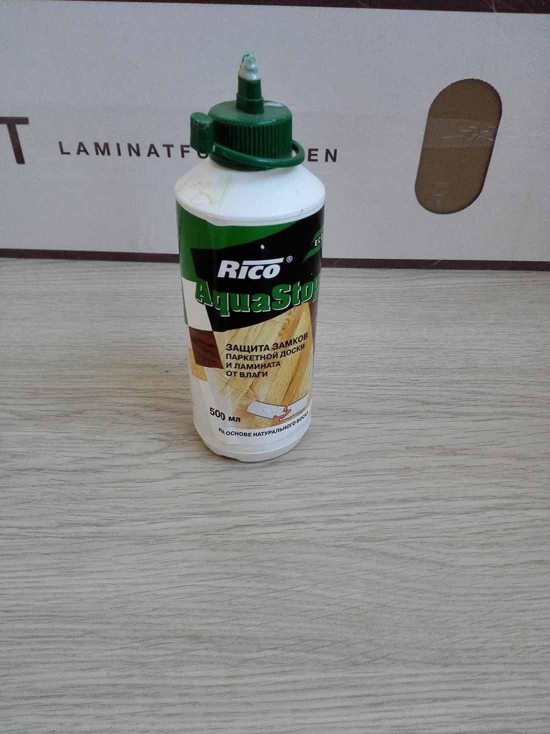 Восковый герметик Рико для швов