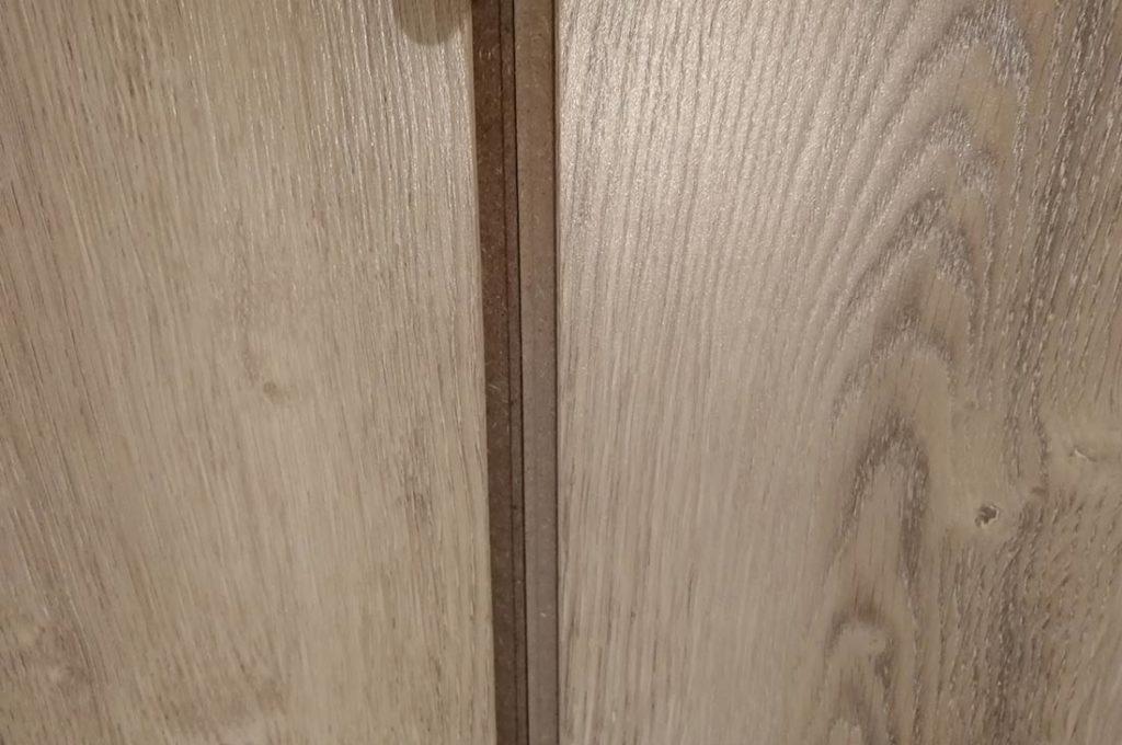 Floorwood - планка с воском и без