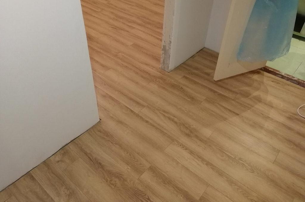 Floorwood - безпороговая укладка