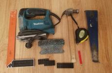 Какие инструменты нужны для укладки ламината?! Чем пилить