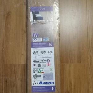 Ламинат Alsafloor Epi Франция – отзыв и обзор мастера, коллекция Solid 12 мм