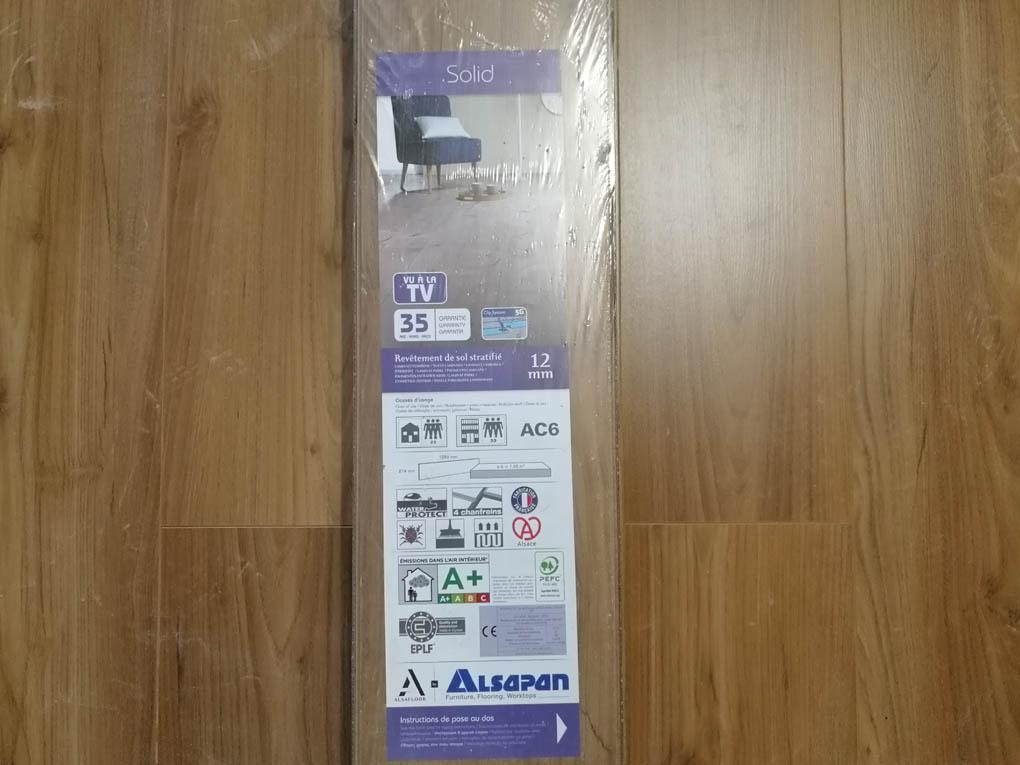 Ламинат Alsafloor 33 класс AC6
