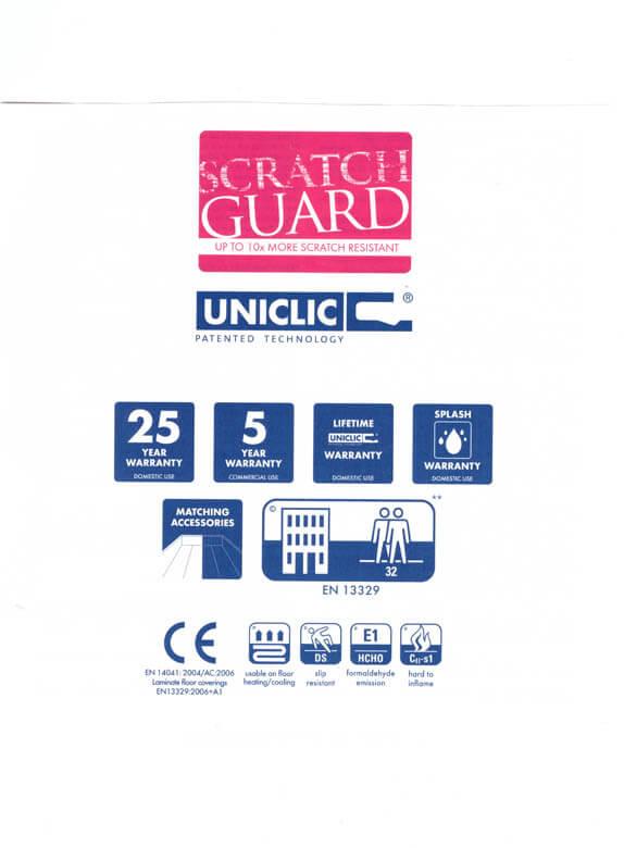 Замок Uniclic