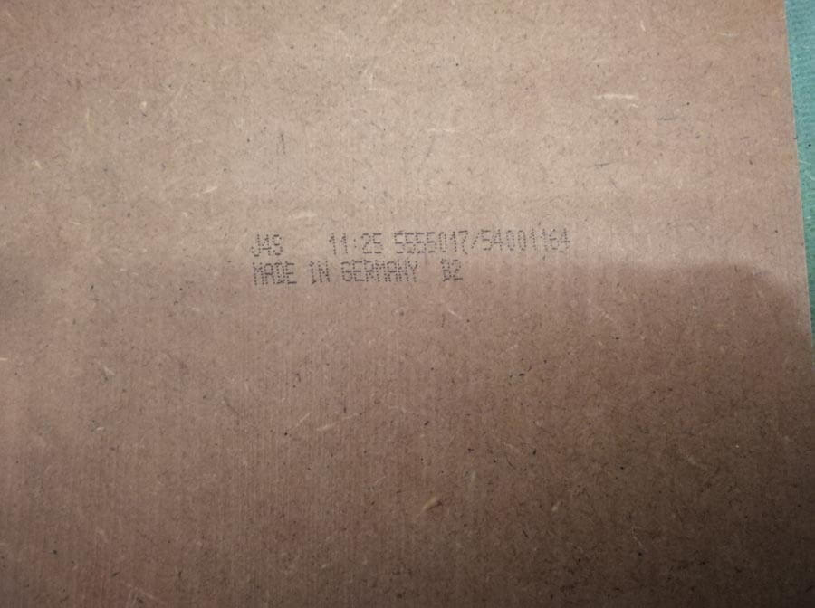 На ламинате Артенс указано- Сделано в Германии
